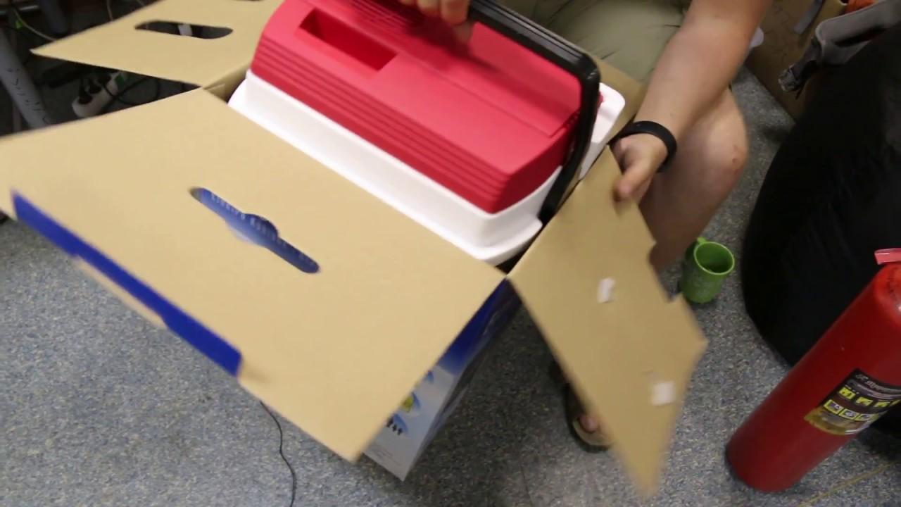 Автохолодильники Ezetil E27 - YouTube
