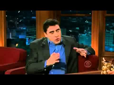 Craig Ferguson Late Late Show Alfred Molina Full Interview
