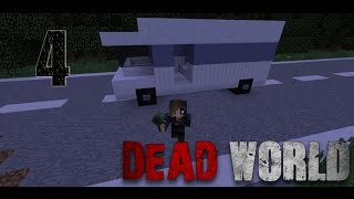 DEAD WORLD | cap. 4 | Minecraft De regreso a la prisión