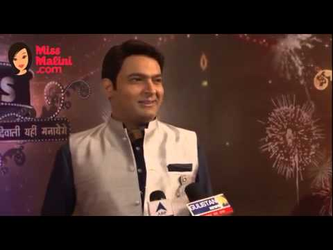 Madhuri Dixit Juhi Chawla SPECIAL on Comedy Nights with Kapil 1st March 2014