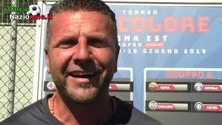Torneo Tricolore Roma Est: le parole di Orsini (All. Fiorentina)