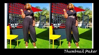 STYLING BLACK JUMPSUITS FOR ALL BODY TYPES | JUMPSUITS |STYLING