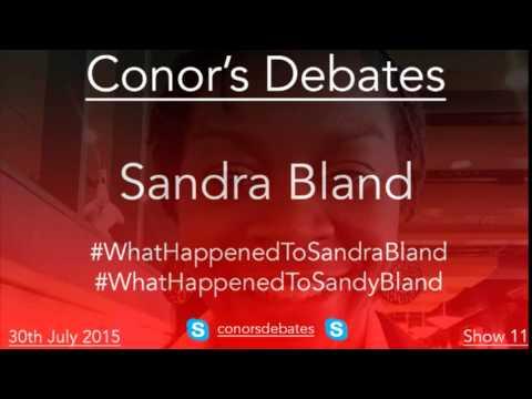Conor's Debates - Primark Liar, Cecil The Lion & Sandra Bland