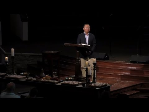 Christ, Our Confidence | Paul Lim