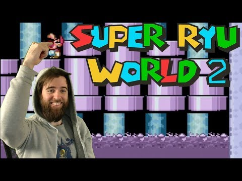 What's going on with that mouth? [SUPER RYU WORLD 2] [#03]