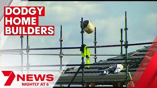 Defective work by dodgy home builders in Sydney increases   7NEWS