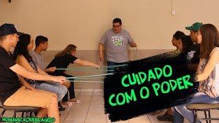 O PODER DA TESOURA - DINÂMICA QUEBRA GELO CÉLULAS #112