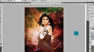 Tutorial Photoshop : Efecto Fantasia