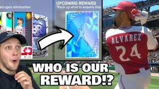WHO IS OUR 12 GAME REWARD... FINALLY! MLB THE SHOW 19 BATTEL ROYALE...