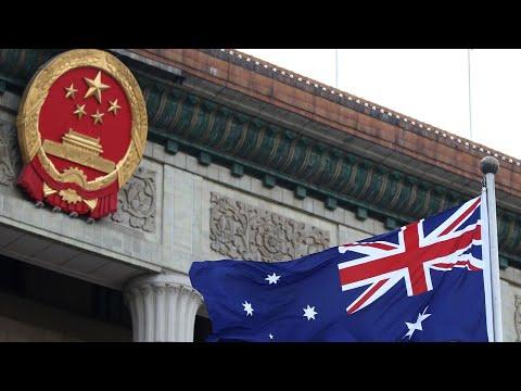 'Something very weird is going on here' in Australia-China relations