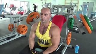 Тренировка груди суперсэтами. Последняя неделя массонабора