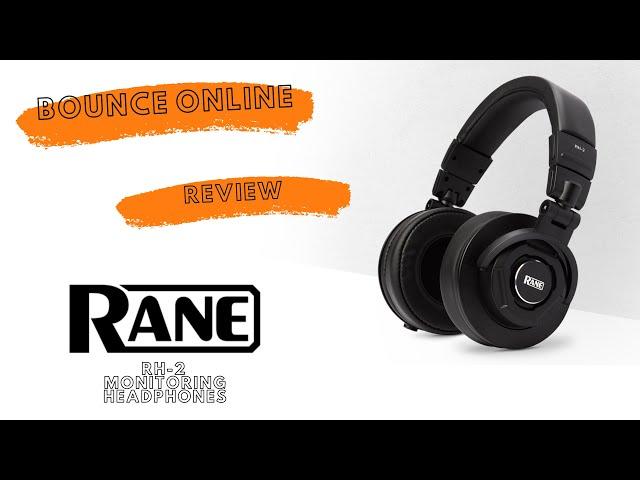Rane RH 2 Monitoring Headphones Review #headphones #review