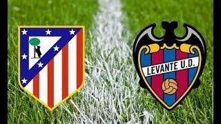 Атлетико Мадрид - Леванте