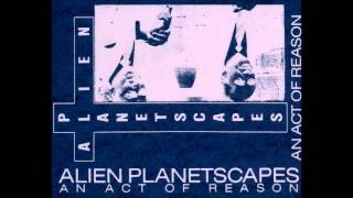 Alien Planetscapes - Fragment 2
