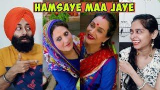 Indian Reaction on Hamsaye Maa Jaye (Gwandne)   Bushra Ansari ft. Dilpreet   PunjabiReel TV