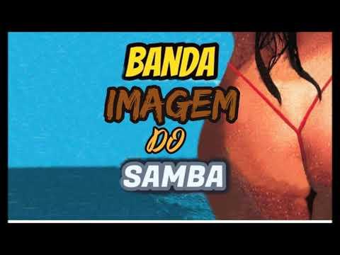 Banda Imagem do Samba no trio na Liberdade (Das antigas)