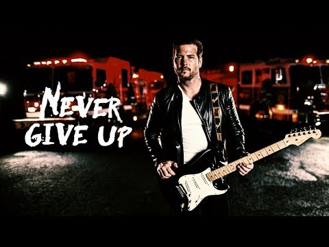 """Jake McVey - """"Never Give Up"""" (Official Video)"""