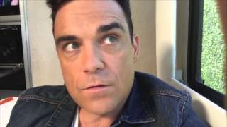Robbie Williams - A Personal Message