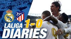 Real Madrid 1-0 Atlético | El DERBI BEHIND THE SCENES