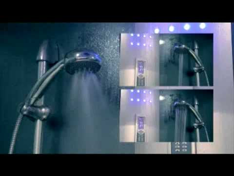 Steam Shower Units In Action