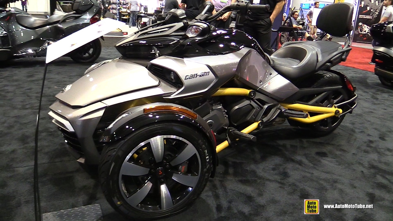 how to start a 2017 can am spyder