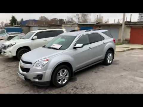 Chevrolet Equinox Обзор автомобиля, или как купить полноприводный джип за 10000 у.е!!!!