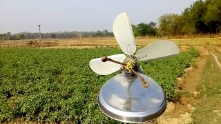 Innovative practice to save crops, remove monkey & other animals vegetables farm ..