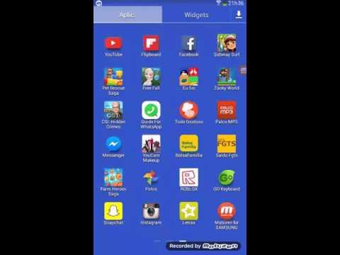 Como usar o app: Palco MP3