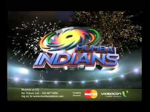 Mumbai Indians Video Theme Song-Aala Re 2010 IPL-3