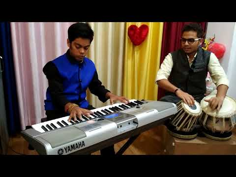 Main Agar Kahoon | Piano Cover | Shubham Khandelwal | Feat. Rohit Sharma | Most Romantic Song