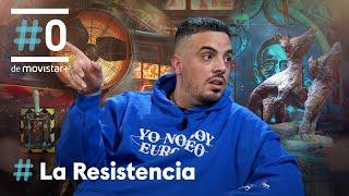 LA RESISTENCIA - Entrevista a Foyone   #LaResistencia 02.02.2021
