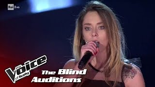 "Virginia Dioletta ""Rise Up"" - Blind Auditions #2 - The Voice of Italy 2018"