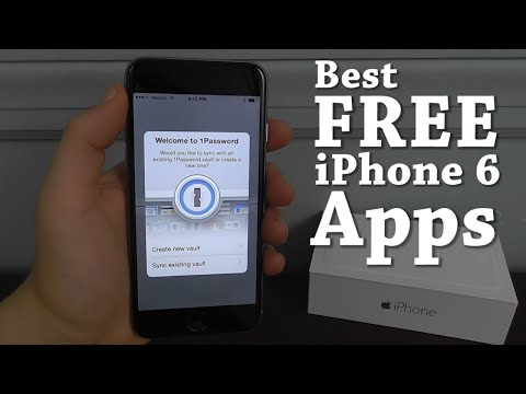 Best Free Apps for the iPhone 6 – Complete List