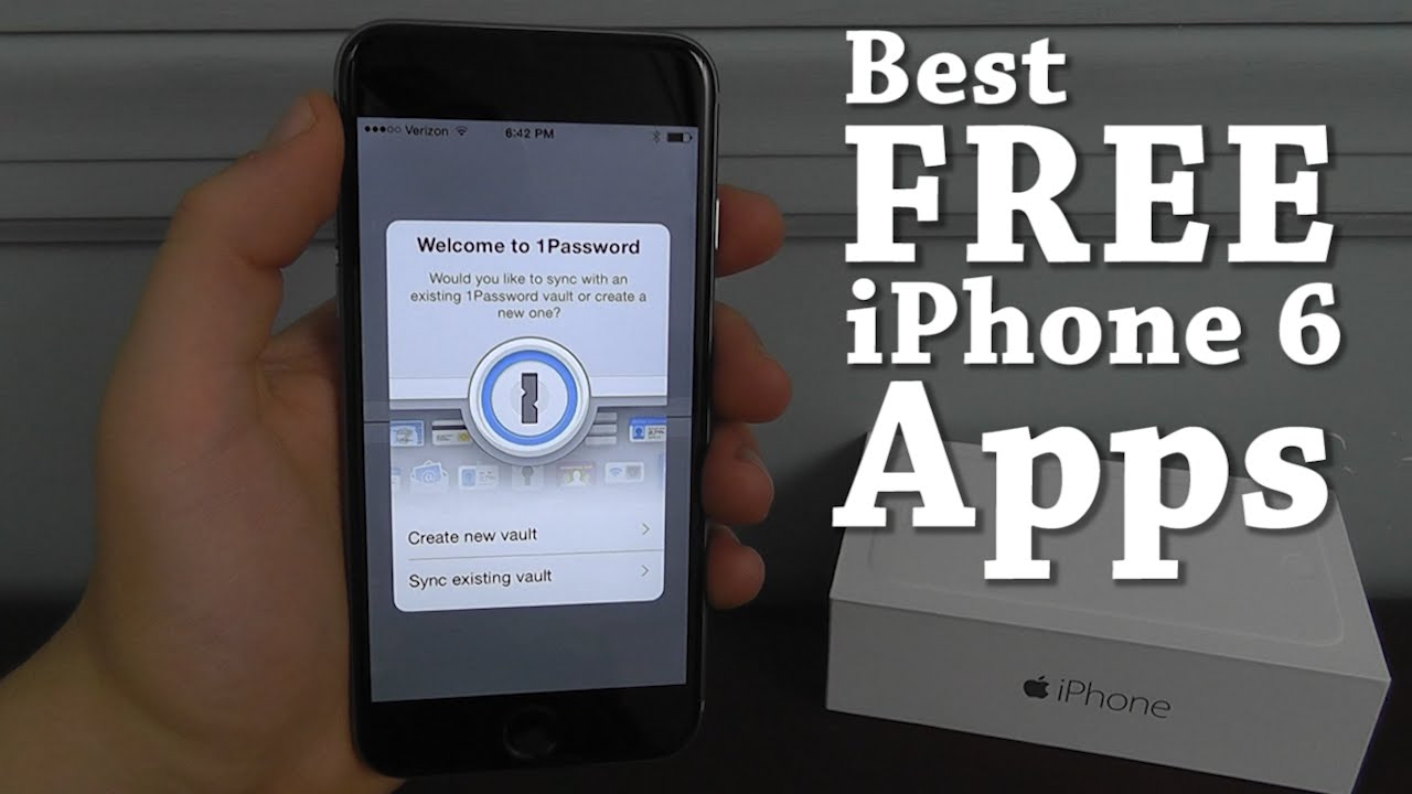 Best free dating apps for iphone 6