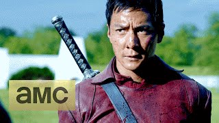 The Characters of Into the Badlands: The Clippers