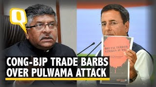 Congress Says OM Modi Shot PR Documentary Right After Pulwama, BJP Denies | The Quint