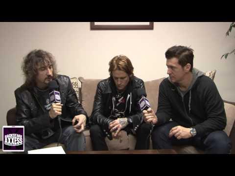 BackstageAxxess interviews Josh Todd and Keith Nelson of Buckcherry.