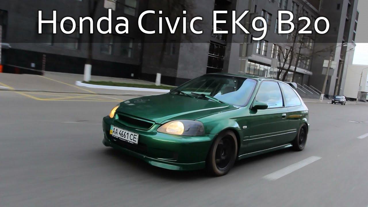 honda civic ek9 b20b