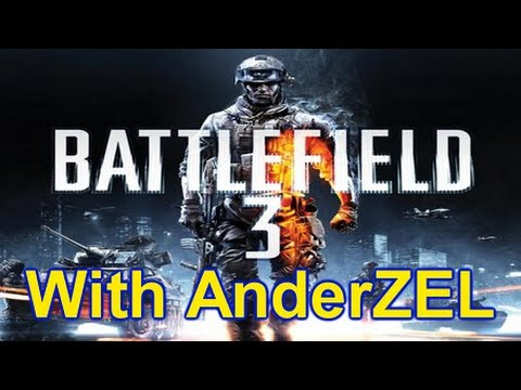 Battlefield 3 Online Gameplay - M98B Kharg Island Rush Defense