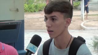 O jovem Limoeirense João Pedro, é a nova promessa para o futebol Profissional