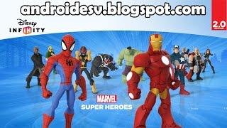 Disney Infinity: Toy Box 2.0 Para Android !! Nuevo Juego !! [hd]