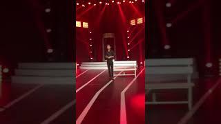 Mơ Hồ Live quá đỉnh của Đặng Tuấn Phương hát thử trước khi vào vòng bán kết/ Ca sĩ giấu mặt
