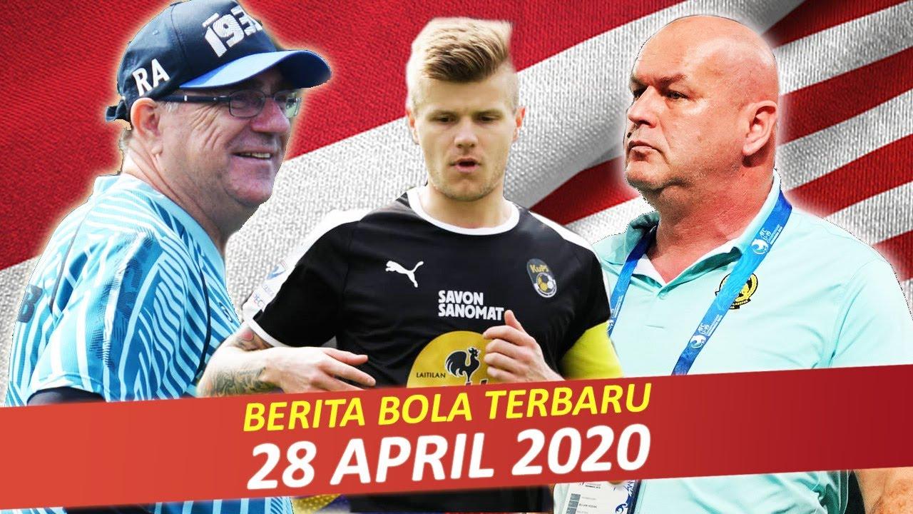 Indonesia Lebih Miskin dari Malaysia 🔴 Robert Alberts Ingin Liga 1 Dilanjutkan 🔴 Berita Bola Terbaru