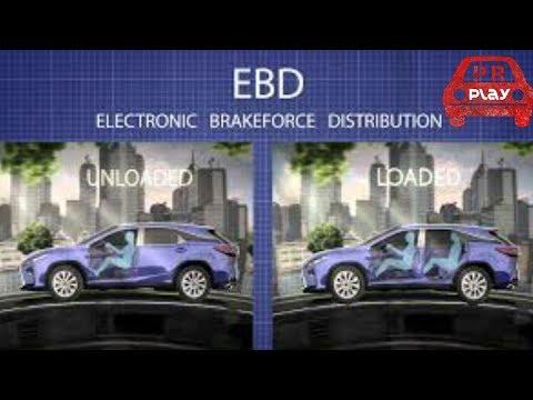 Electronic Brakeforce Distribution (EBD) कैसे कम करता है? जाने