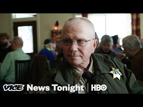 The Sheriff Refusing To Enforce Washington State's New Gun Law (HBO)