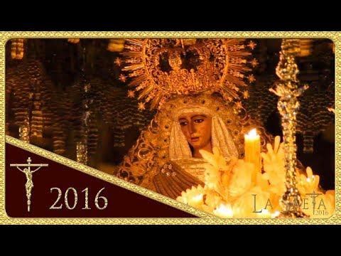 La Esperanza de Triana por la Magdalena 2016 - Hdad. de Triana (Semana Santa - Sevilla)