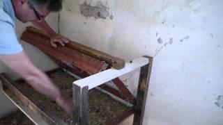 Hühnerinfo - Das Kotbrett