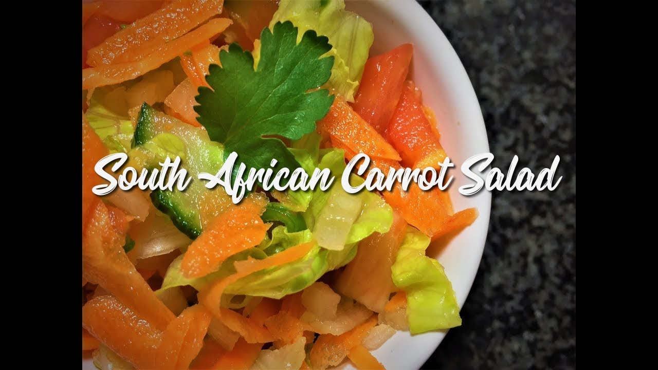 South African Carrot Salad Recipe - EatMee Recipes | ?????????? ?? ???? ?????