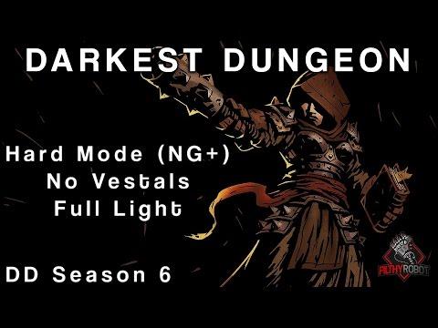 Darkest Dungeon - Light No Vestals Estate Week 45