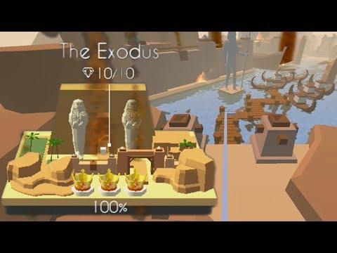 Dancing Line: The Exodus